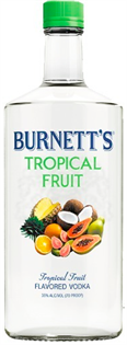 Burnett's Vodka Tropical Fruit 1.00l